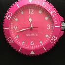腕時計のような掛け時計