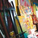 アクリル、水彩、油絵、ペン画、現代アートなど