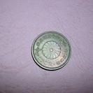 昭和天皇御在位50年記念の100円硬貨