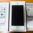 ( 交渉中)【美品】iPhone5s docomo 16GB ゴールド
