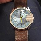 【売約済み】ディーゼル メンズ腕時計 美品 動作中