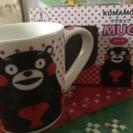 クマモンのマグカップ