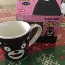 クマモンのマグカップ - 生活雑貨