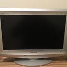 Panasonicテレビ17型2009年式