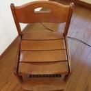 子供の成長に合わせられる椅子