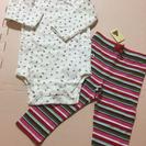 babyGap  新品 ロンパースとズボン
