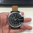 【売却済】DIESEL メンズ腕時計 作動中