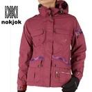 新品スノーボードウエア L nokjok LUCY ジャケット