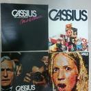 ハウスレコード カシアス CASSIUS レコード 3枚セット