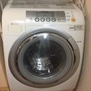 パナソニックドラム式洗濯機