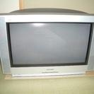 28型フラットワイドテレビ+地デジチューナー あげます
