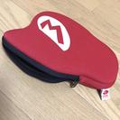 【美品・非売品】マリオ 帽子型 DSケース
