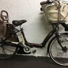 ブリジストンアンジェリーノ電動自転車★子供乗せ