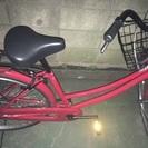 【中古】自転車譲ります!
