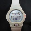 (W-46) CASIO Baby-G BG-6902 ※作動確認...