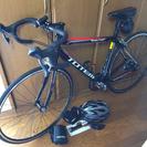 【組立済み】ロードバイク 16段変速【新品同様】