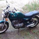 ヤマハSRV250 グリーン