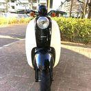 水冷バイク、 優れたエンジン AF55、ホンダスクーピー、