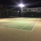 硬式テニスしませんか?(本庄、児玉郡、群馬南部)