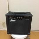 ギター/ベース兼用ミニアンプ グレコGBX1000