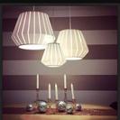 IKEA ペンダントライト 照明 美品 組み立て済み アクタス ...