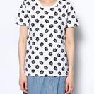 にゃー Tシャツ 総柄 ぐらさん Ne-net Mサイズ ネネット