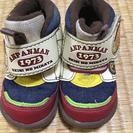 アンパンマン靴