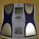 【値下げしました】タニタ 体脂肪計