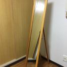 姿見(木製フレーム・ミラー)