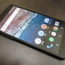 Y!mobile Nexus5 LG-D821 32GB SIMフ...