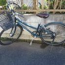 クルーズの自転車