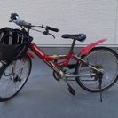 【交渉中】自転車 男の子・22イン...