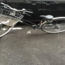 変速付き自転車 (春先に購入)