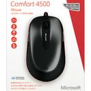 未開封新品マウス (型番:Comfort 4500,商品ID:93)