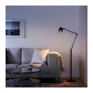 値下げ/IKEA/フロアランプ/向き調節可/電球付き