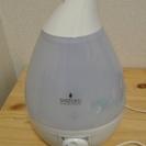 アピックス 超音波式アロマ加湿器 SHIZUKU ホワイト AHD...