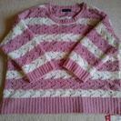 モコモコセーター4L
