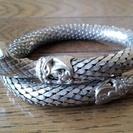 蛇ブレスレット