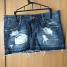 超ミニタイトスカート