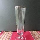【佐々木ガラス製 ビールグラス】 5客 500円