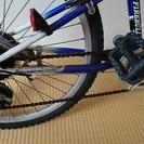 男の子用24インチ自転車を2,000円でお譲りします。 - 自転車