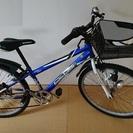 男の子用24インチ自転車を2,000円でお譲りします。