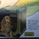 大型犬用のゲージ