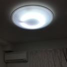 Panasonic 天井照明 シーリング 蛍光灯、リモコン付き