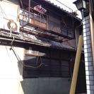 京都市上京区浄福寺下立売、貸倉庫です。居住、店舗も可能。