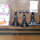 『美品』TERZOカーキャリアセット EF4T + EB6 【引...