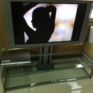 122301 ☆液晶テレビ 46インチ テレビ台セット☆