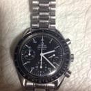 ジャンク品オメガの時計