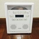 【中古】箱なしツインバード防水CDプレーヤー