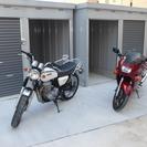☆新築角部屋2F204☆★賃料5.4万★☆バイクが置けるガレージ付...
